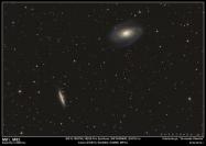 M81 M82 SN2014J-1